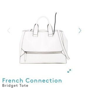 French Connection Bridgette Tote